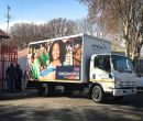 702 truck of love with Spar visits KNF